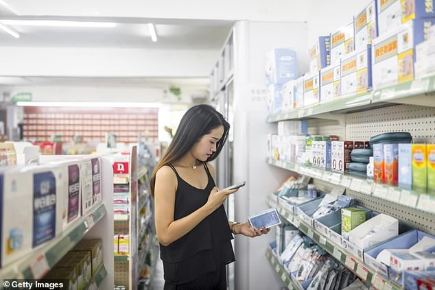The service will help vulnerable Australians and people required to self-isolate to access medication (stock image)