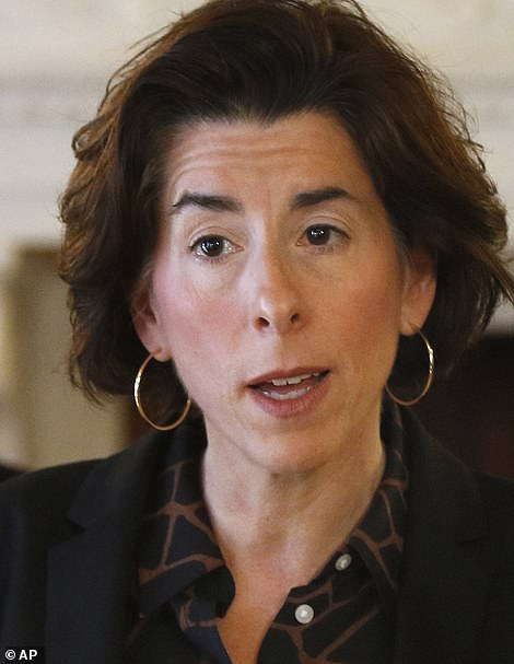 Governor Gina Raimondo announced the new measures Friday saying they were necessar