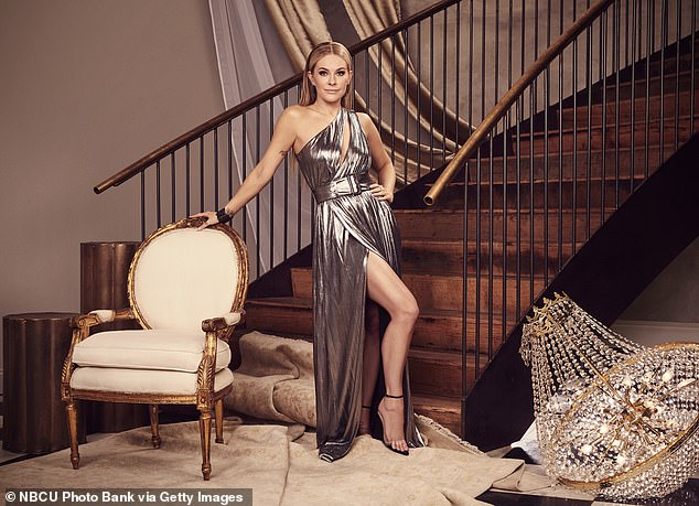 Newcomer!Entrepreneur Leah McSweeney was brought on to replace the Skinnygirl mogul and she told DailyMailTV last week that she was immediately 'vibing' with the Countess