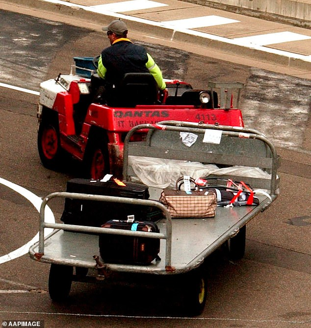 Qantas baggage handlers were linked to spreading COVID-19 in South Australia