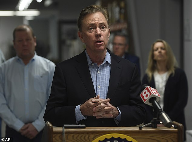Governor Ned Lamont said on Tuesday that Connecticut Department of Labor staff were being overwhelmed by processing applications while working remotely