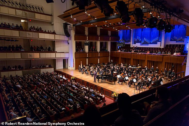 The National Symphony Orchestra has submitted a grievance against the Kennedy Center for furloughing employees, which is against its collective bargaining agreement