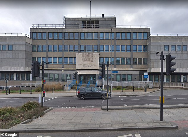 Manley was jailed on Monday at Croydon Magistrates' Court, according to Scotland Yard
