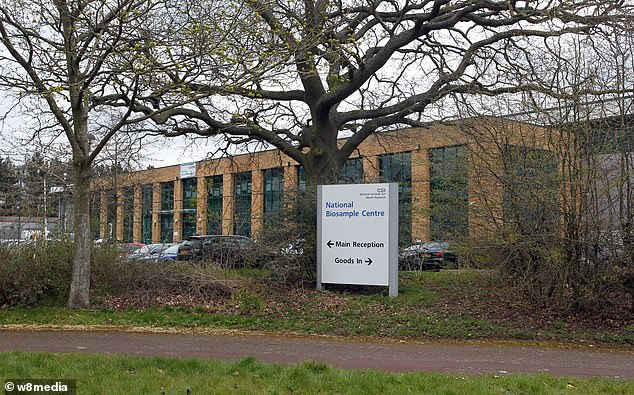 The National Biosample Centre, in Milton Keynes, has been set aside and repurposed to be able to cope with testing on a mass scale