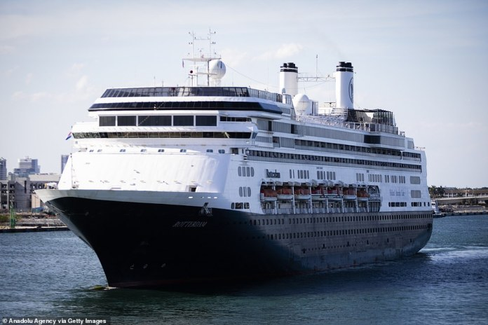 MS Zaandam and its sister ship MS Rotterdam have been cleared to dock at port after 27 days at sea