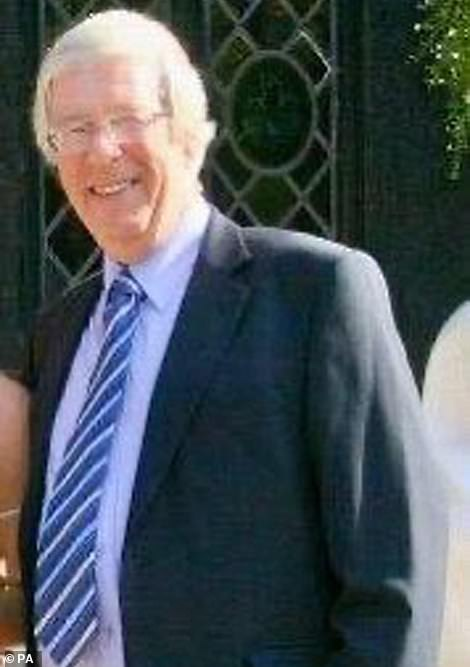 British passenger John Carter, 75, died on board MS Zaandam after falling ill on March 22. His widow, who was not allowed to land, is said to be eating improperly. Her family pleaded for permission to return to the UK