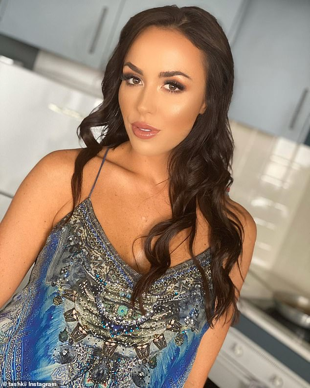 'It's worse!' Married At First Sight's Natasha Spencer (pictured), 26, slammed producers for dire filming conditions on Nova's The Babble podcast with Matty J on Thursday
