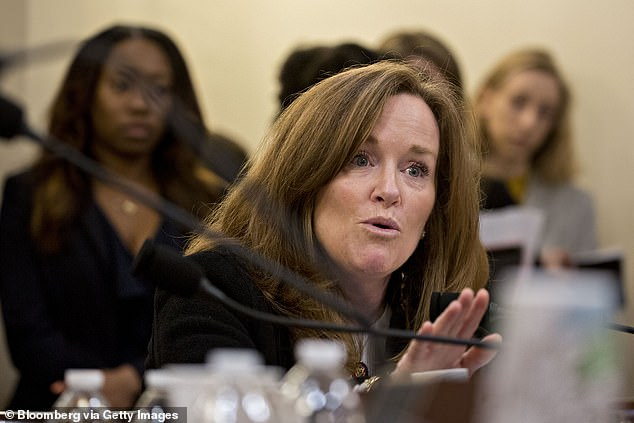 Democratic Congresswoman Kathleen Rice of New York, a former federal prosecutor, called on White House senior adviser Jared Kushner to 'resign or be fired immediately,' arguing his inexperience poses 'a direct threat to American lives'