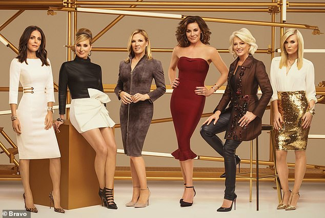 The show he brought magic to: The cast of RHONY has included over the years Bethenny Frankel and Ramona Singer