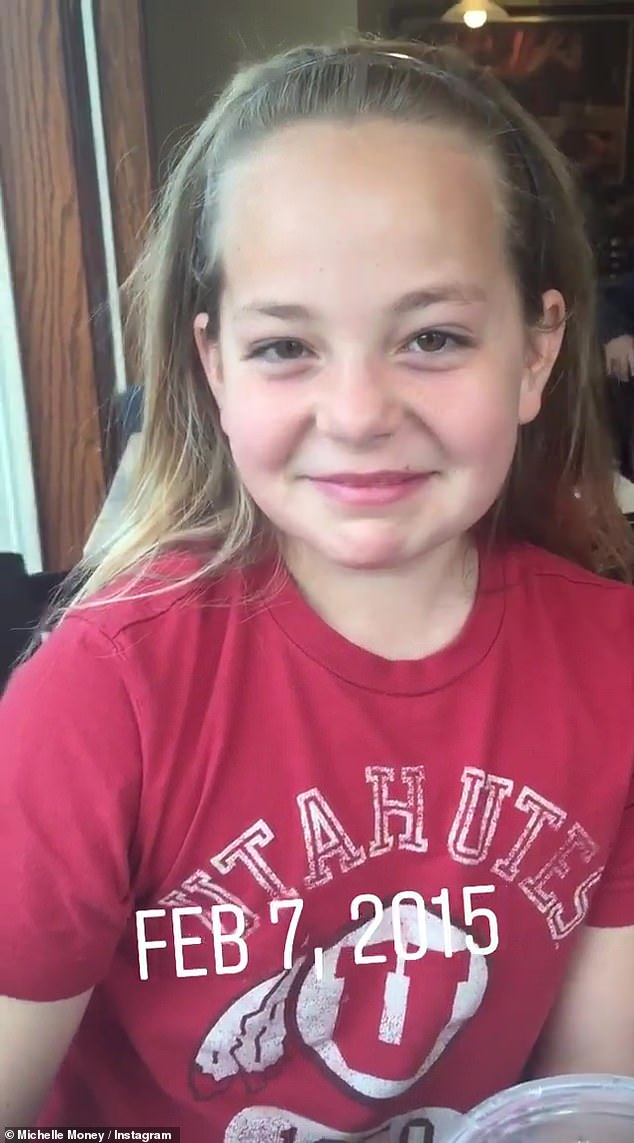 `` I can't wait for the next 10 '': adorable Brie was optimistic for the future in a video from the age of 10