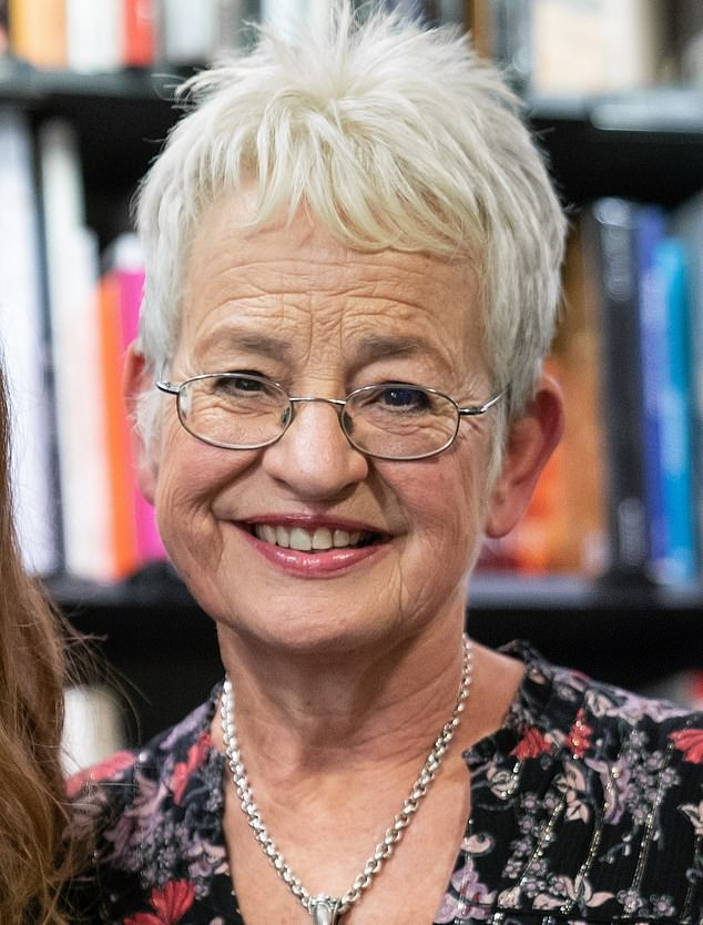 Touching:Iconic children's author Jacqueline Wilson has come out as gay