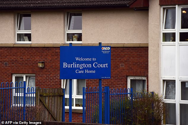 The 13 residents who died had underlying health conditions - Burlington Court cares for OAPs as well as people with epilepsy, Huntington and Parkinson's