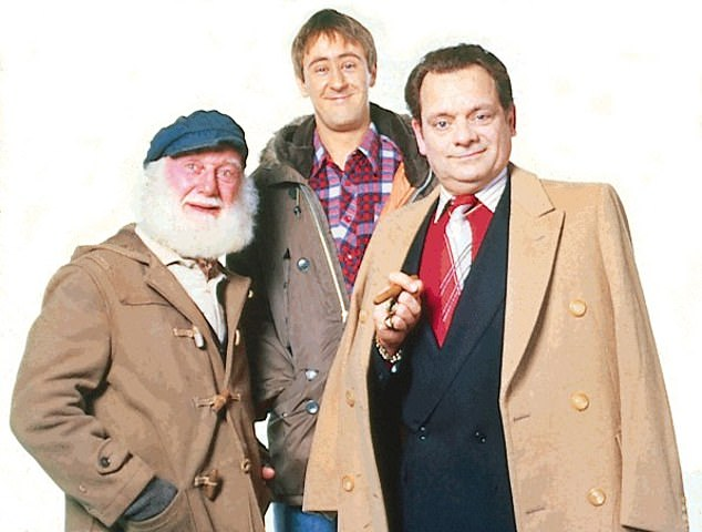 Peckham was made famous by Uncle Albert, Rodney and Delboy, in the photo, in the BBC comedy Only Fools and Horses