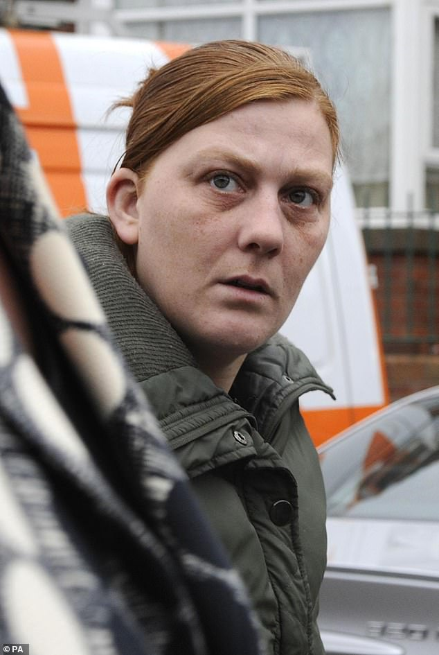Karen Matthews (photo), nicknamed `` Britain's worst mother '' after faking the kidnapping of her own daughter in 2008, turned into a mystery woman two months ago