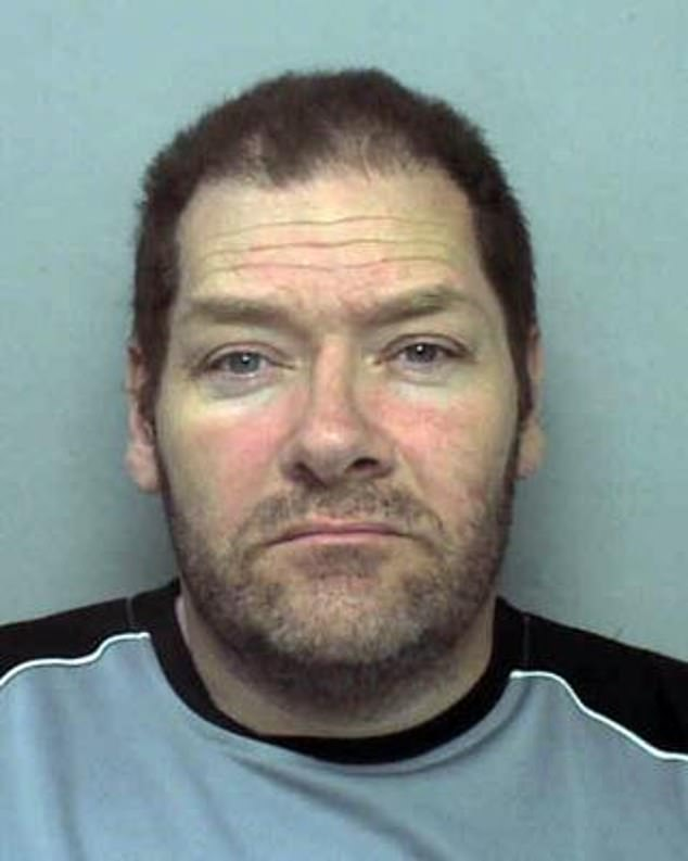 Saunders (photo) was jailed for five years in 2010 for sexually abusing a 15-year-old girl