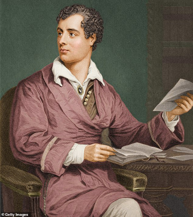 Lord Byron's relatives led lives even more scandalous than his own