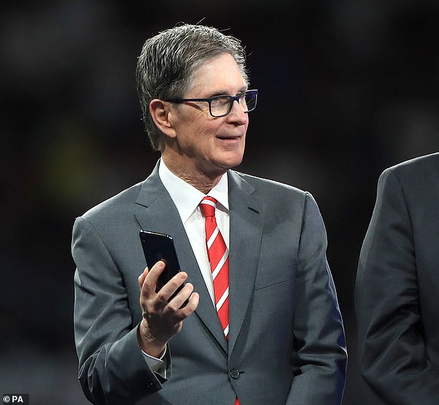 Liverpool owner John W Henry criticized after initial decision