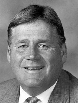 Mayor Jim Sexton of Evergreen Park (pictured) launched an investigation into Evans and Thomas' deaths