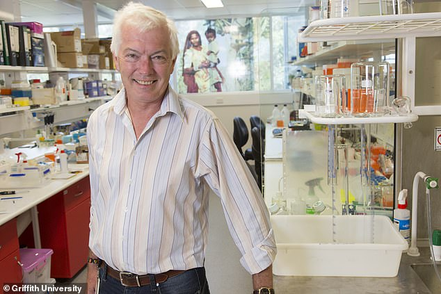Griffith University's lead research leader Michael Good (pictured), an infectious and vaccine expert who co-chairs the summit's health policy round table, has admitted there is more discussion about avian influenza caused by the coronavirus.