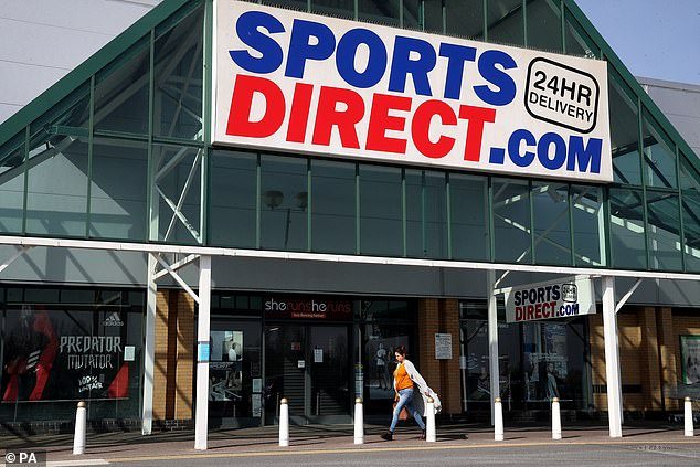 Mike Ashley's Sports Direct retail empire will be hit hard during coronavirus crisis
