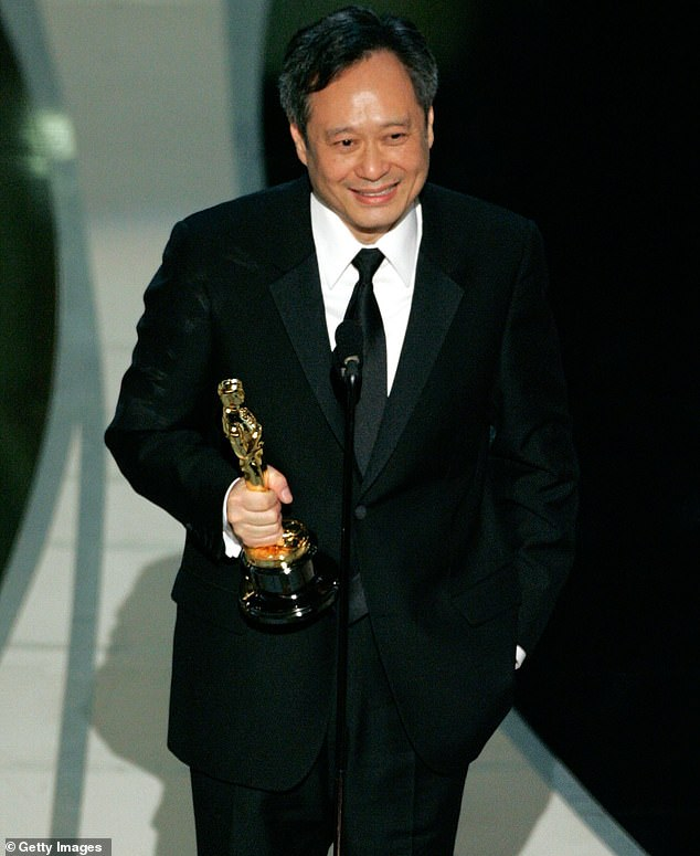 Beloved: Brokeback Mountain was a critical success, winning eight Oscar nominations and winning three, including Ang Lee's Best Director award, which he sees receiving above