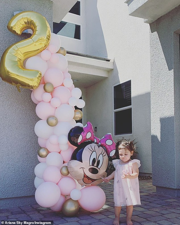 A couple of days before the 34-year-old reality star missed his precious princess' 2nd birthday party on Friday, he penned an emotional post vowing he'd 'never stop fighting for' her