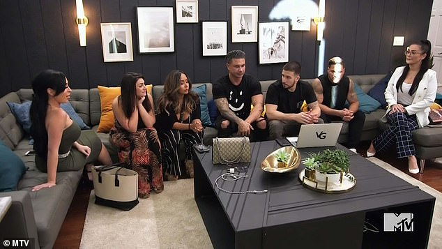 The Realty One Group realtor now blames their break-up on the MTV reality show which made them famous, saying: 'I wish it was never part of our lives. It completely ruined our family, ruined the person I was in love with'
