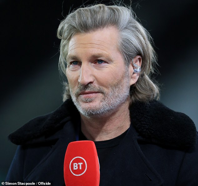 Robbie Savage is one of the top talent in the chain who may lose their pocket