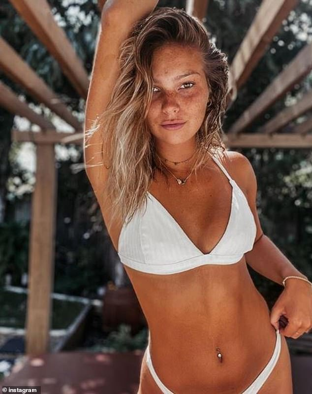 Work it out: Yoga instructor and fitness influencer Lexi Hidalgo has gone viral on TikTok after revealing a great cardio-filled workout that people can do instead of running