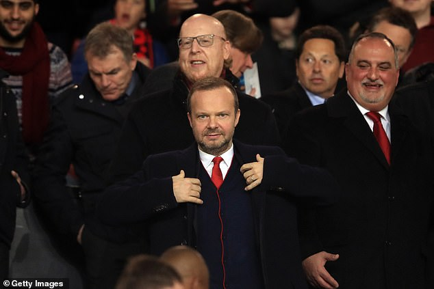 Manchester United chief Ed Woodward has started negotiations with the players on the cuts