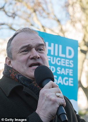 The calls from Sir Keir were supported by the Liberal Democrats and the SNP, while Ed Davey (photo) and Ian Blackford criticized the lack of parliamentary control as the death toll approaches 10,000.