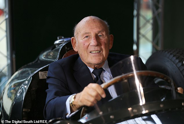 British Formula 1 driver Stirling Moss tragically died at 90