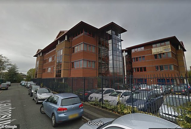 The items were stolen during a raid on an office on Windsor Street in Salford. The office is used by Salford Care Homes Practice, a general practitioner's office that cares for people in care homes in the city