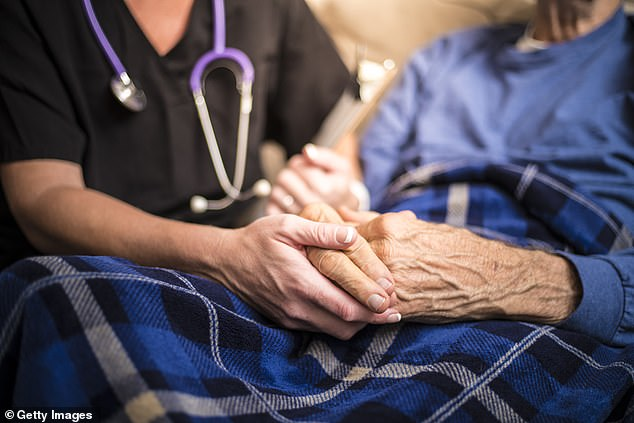 The bosses are defying instructions from the Ministry of Health that they must take elderly patients who have been discharged from the hospital to help free beds for critically ill patients. Stock Image