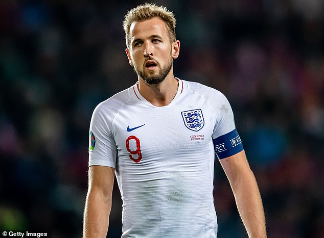 Kane has become an excellent leader since taking on the national team's armband in 2018