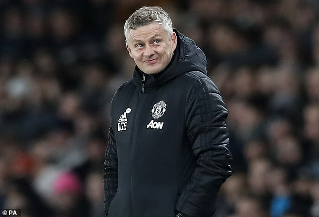 Manchester Untied manager Ole Gunnar Solskjaer could rush for Kane this summer