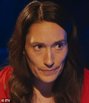 Plotting: in the first episode, Diana (played by Sian Clifford) appears as a candidate for the series
