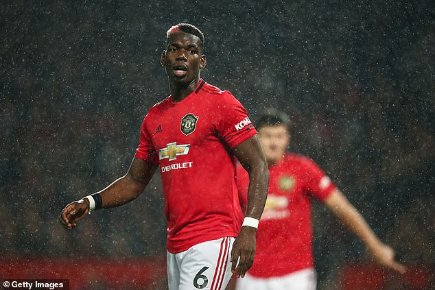 Pogba admitted he spends very little time taking note of his criticisms and focuses on football