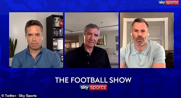 Graeme Souness (center) told Paul Pogba to put his medals on the table after the criticism