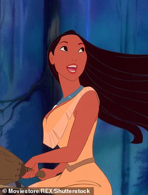 Ann Sullivan worked as a painter on Pocahontas