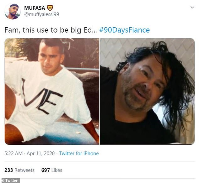 Rose And Big Ed Apparently Split On Before The 90 Days