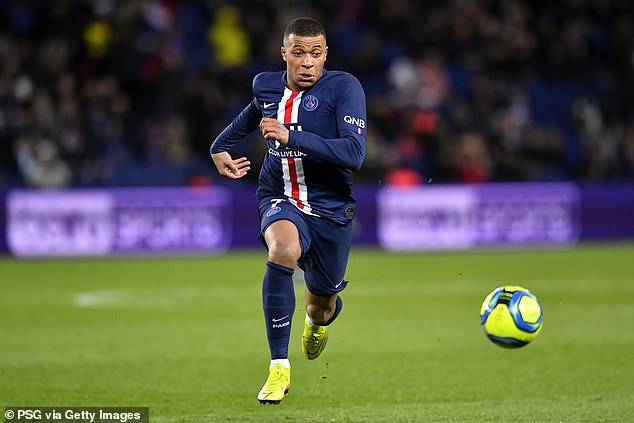 Paris Saint-Germain are prepared to be stern over Kylian Mbappe who is a Real Madrid target