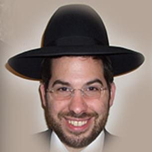 Rabbi Doniel Kleiman organized the wedding
