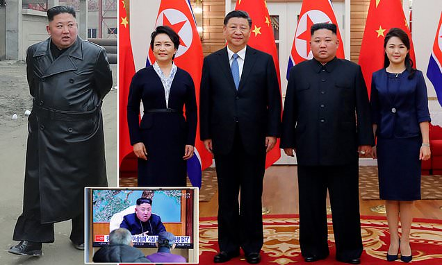 Chinese team dispatched to North Korea to advise on Kim Jong-un's care