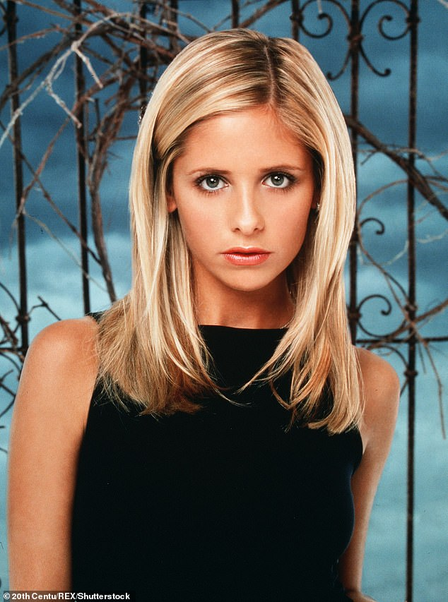 Cunning award: Buffy the Vampire Slayer created a dedicated fan base for seven seasons from 1997 to 2003, Dolly's company, Sandollar Entertainment produced the series and 1992 films of the same name.