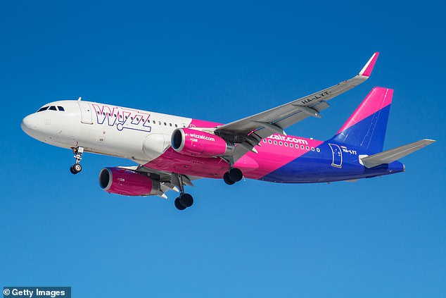 Wizz Air to resume flights from London Luton on May 1 to cities in Europe and Israel