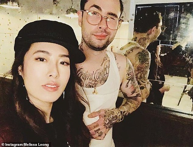 No-show: Perhaps the most obvious sign of discord was the fact Joe hadn't been featured on his wife's Instagram feed for several months. Pictured together in August 2018