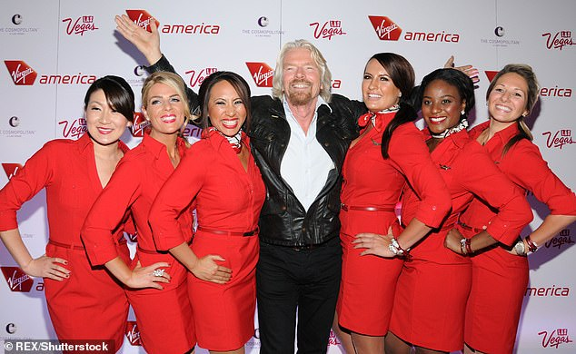 Virgin boss Richard Branson criticized for asking for government bailout of £ 500m