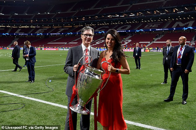 Mauriss wants to reproduce the success after the takeover of John Henry at Liverpool