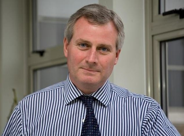 Peter Johnson (pictured), NHS national clinical director for cancer, has said despite concerns about coronavirus, 'old enemies' like cancer 'present a still greater danger'